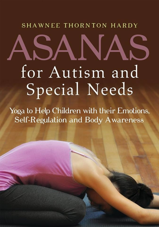 asanas for autism cover